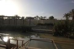 Israel across River Jordan