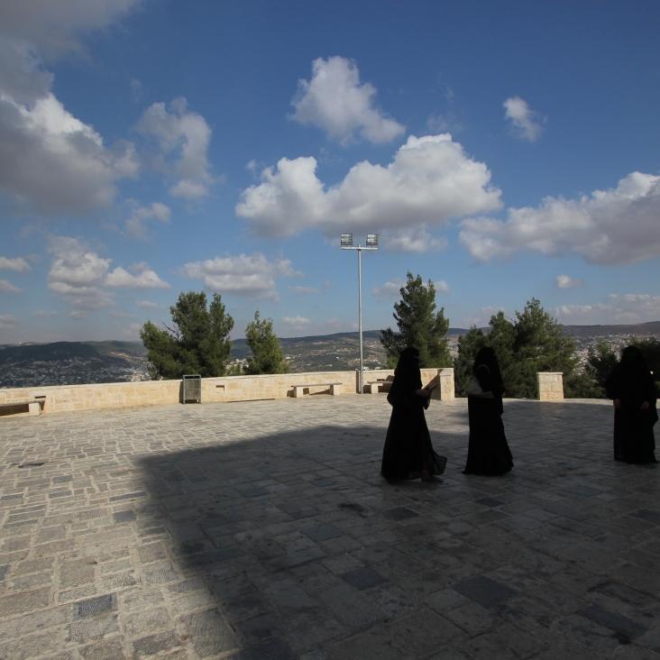Qala'at ar-Rabad (Ajloun Castle)