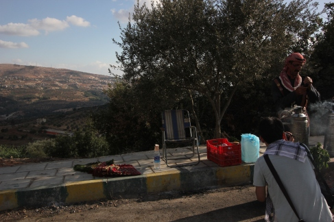 The birthplace of prophet Elijah