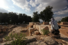 The birthplace of prophet Elijah